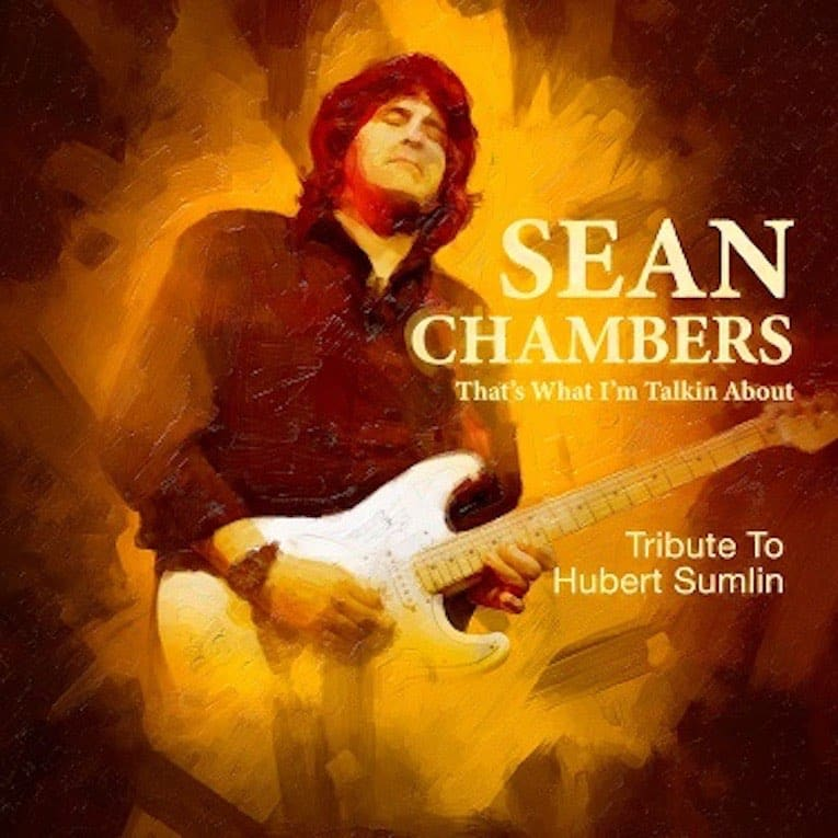 Sean Chambers That's What I'm Talking About album cover