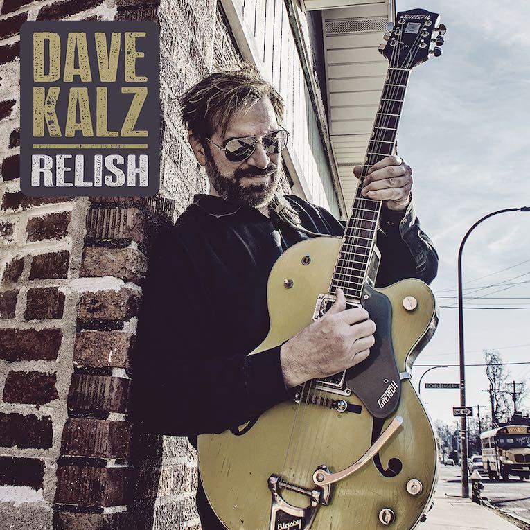 Dave Kalz Relish album cover
