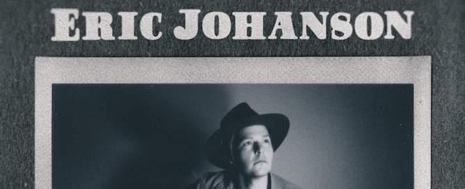 Eric Johanson 'Covered Tracks Vol. 1' album cover