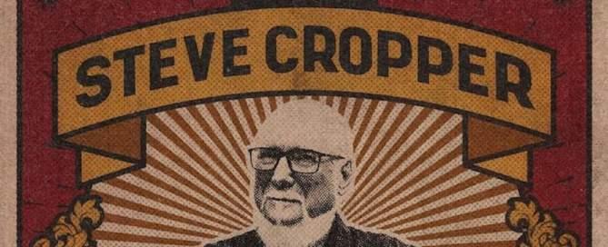 Steve Cropper Fire It Up album cover