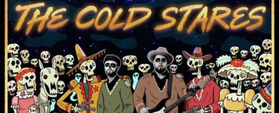 Rock and Roll Band The Cold Stares Announce New Studio Album 'Heavy Shoes' Share New Video