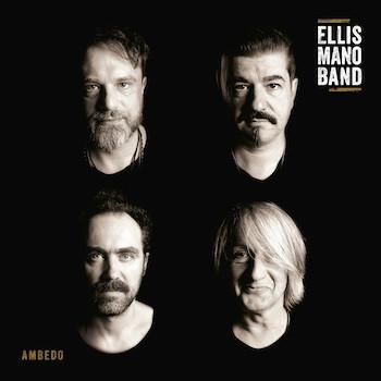 Ellis Mano Band Ambedo album cover
