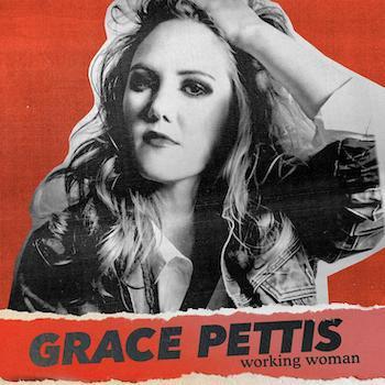 Grace Pettis Working Woman album cover