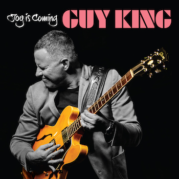 Guy King Joy Is Coming album cover