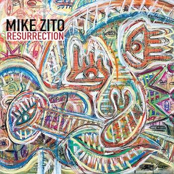 Mike Zito Resurrection album cover