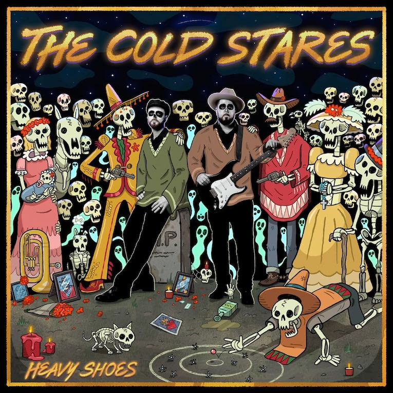 The Cold Stares Heavy Shoes album cover