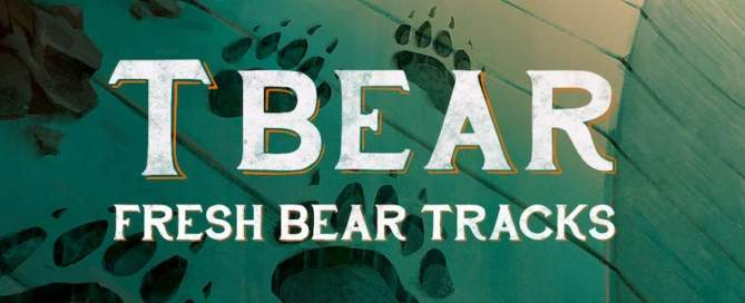 T Bear Fresh Bear Tracks album cover