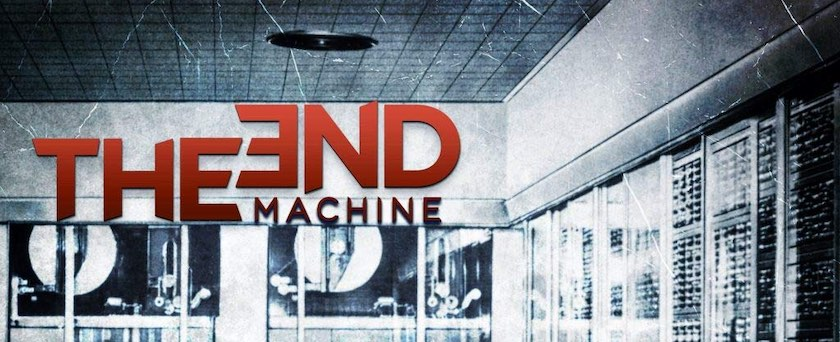 Phase2 The End Machine album cover