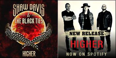 Shaw Davis - Higher