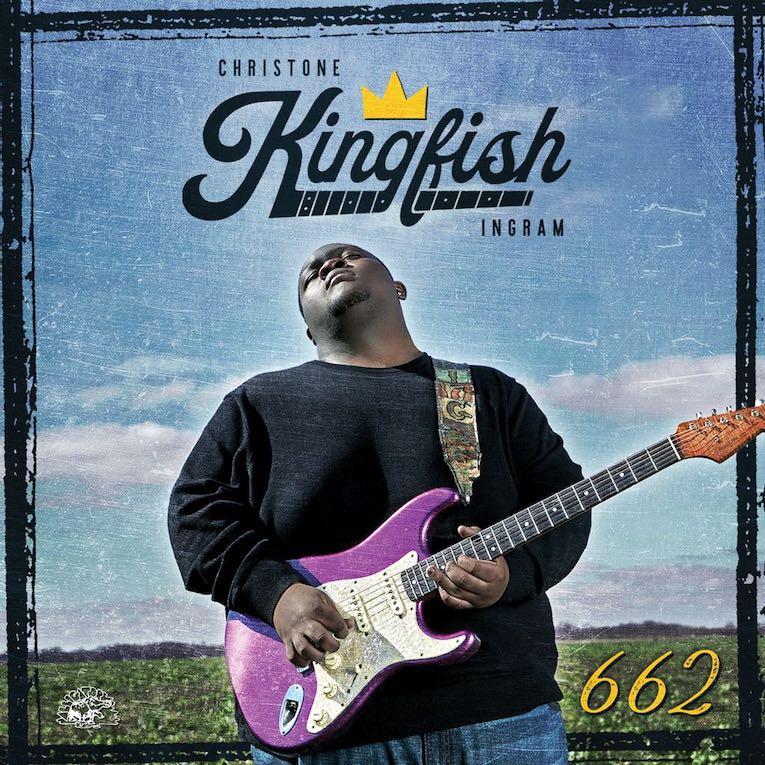 Christone 'Kingfish' Ingram 662 album cover