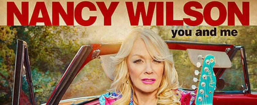 Nancy Wilson You and Me album cover