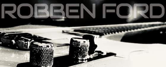 Legendary Guitar Virtuoso Robben Ford to Release New Album 'Pure' Aug. 27th