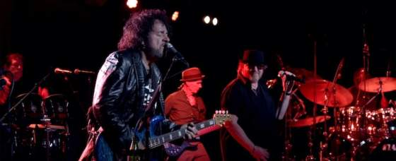 """Toto Releases New Video """"You Are The Flower"""" From 'With A Little Help From My Friends'"""
