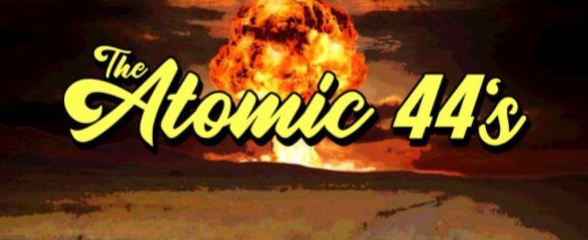 The Atomic 44s Volume One album cover