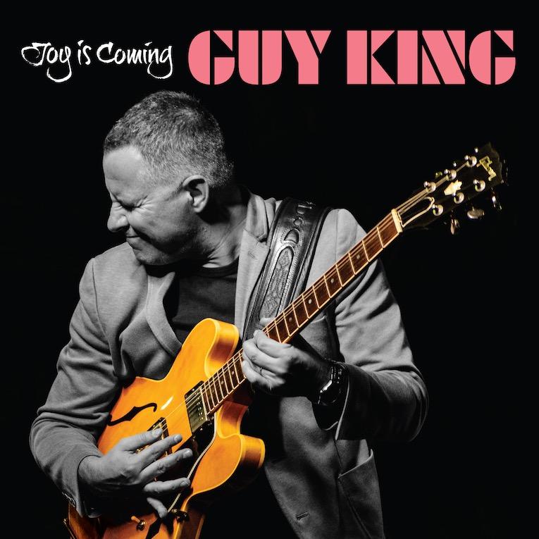 Guy King Joy Is Coming album cover