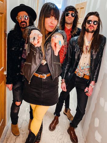 The Damn Truth band photo