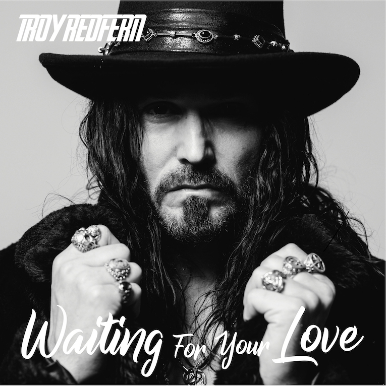 Troy Redfern Waiting for Your Love single image