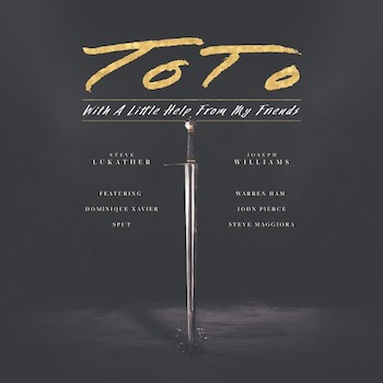 Toto With A Little Help From My Friends image