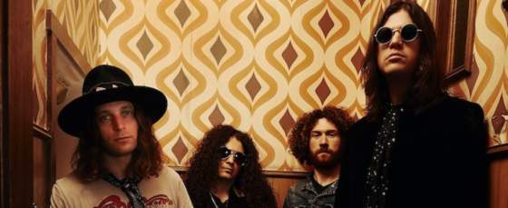 Dirty Honey Chosen As Main Support On The Black Crowes' Summer 2021 Tour