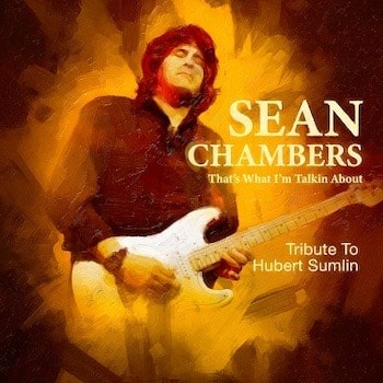 Sean Chambers That's What I'm Talkin' About album cover