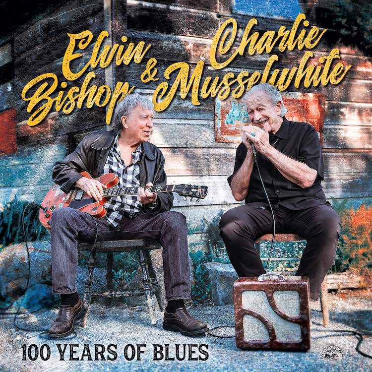 100 Years of Blues album cover
