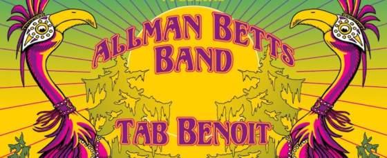 Allman Betts Band, Tab Benoit & Samantha Fish To Perform at 9th Annual NolaFunk Jazz Fest New Orleans