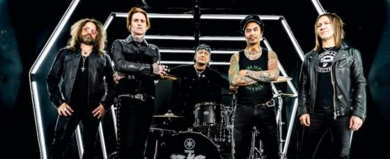 """Rockers Buckcherry Release Video """"Hellbound"""" From Upcoming Album"""