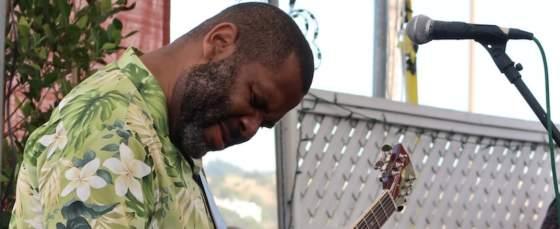 Gig Review: Kirk Fletcher, Blues Guitar Master, Pineapple Hill Saloon, Sherman Oaks, CA