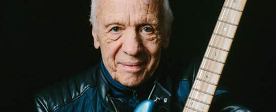 Interview: Robin Trower Guitar Legend