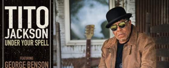 Gulf Coast Records Signs Pop, Soul, Blues Legend Tito Jackson, Will Release His New Album, 'Under Your Spell'