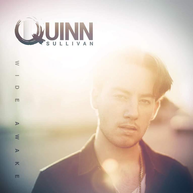 Quinn Sullivan Wide Awake album cover