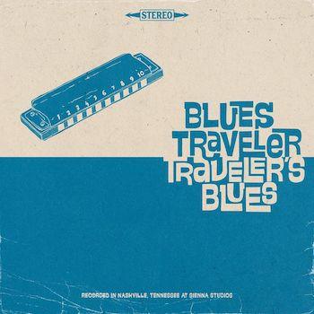 Blues Traveler Traveler's Blues album cover