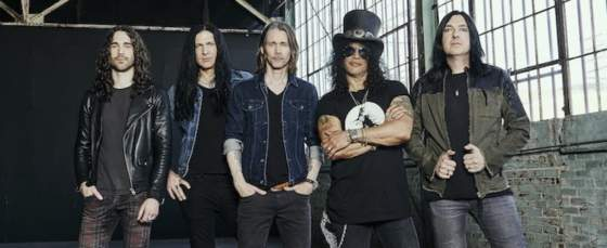 Gibson Records: Gibson Announces Launch Of Record Label-First Album With Slash Feat. Myles Kennedy & the Conspirators